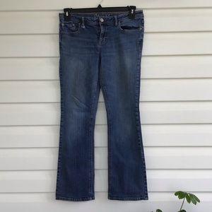 Aeropostale Chelsea bootcut jeans 10S.  N07